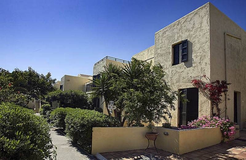 Appartementen Dedalus Village - Koutouloufari - Heraklion Kreta